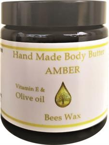 AMBER BODY BUTTER 120ml