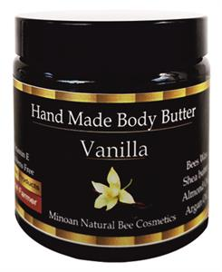 BODY BUTTER VANILLA 120ml